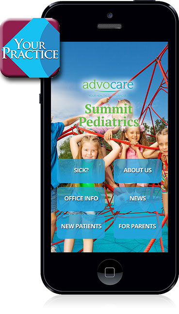 Summit Pediatrics Mobile App